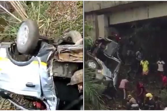 TRAGEDIJA U GANI U saobraćajnoj nesreći poginulo osam mladih igrača
