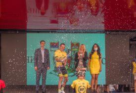 ZAVRŠENA TRKA KROZ SRBIJU Haring sačuvao žutu majicu