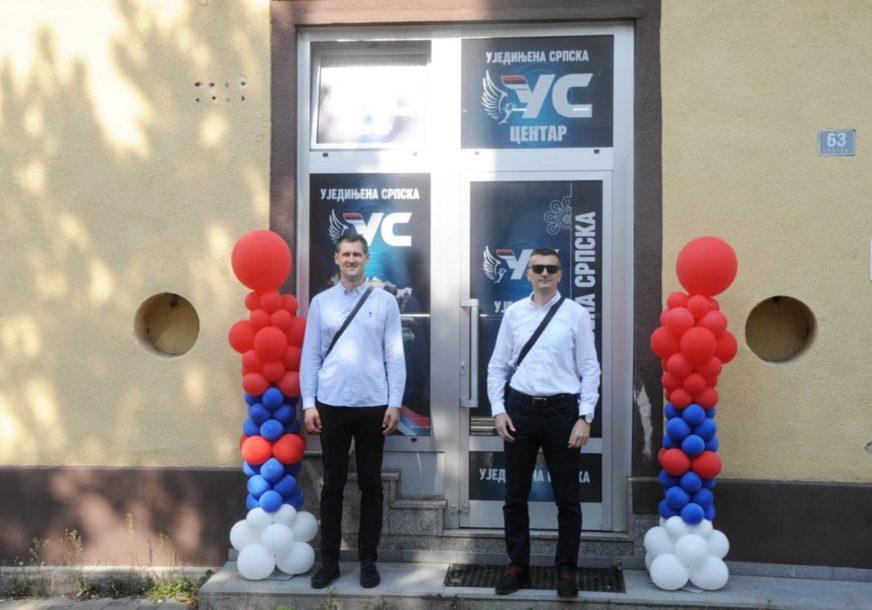 VRATA SVAKODNEVNO OTVORENA GRAĐANIMA Ujedinjena Srpska otvorila područnu kancelariju u centru Banjaluke