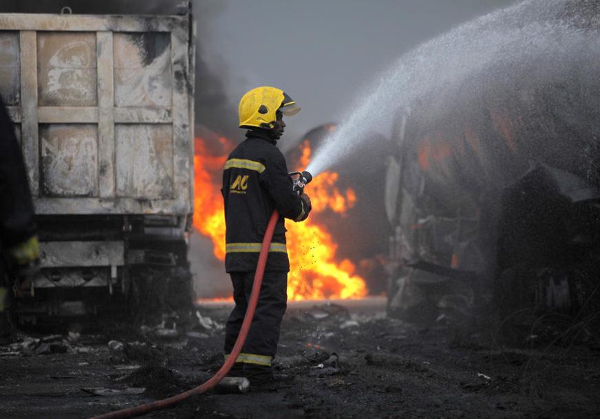 TRAGEDIJA U ŠKOLI U požaru stradalo 10 učenika, sedmoro povrijeđeno