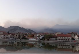 MIRNO JUTRO Kiša ugasila požar u Trebinju