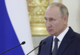 ZADOVOLJAN EPIDEMIOLOŠKIM MJERAMA Putin: Situacija sa koronom će nastaviti da se poboljšava