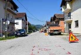 RADOVI U VRBANJI U Đurđevdanskoj ulici završena izgradnja kanalizacije
