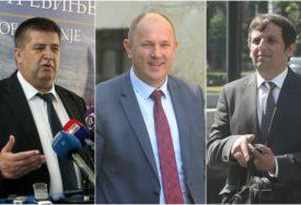 ZANIMLJIVA IZBORNA TRKA U TREBINJU Petrović ponovo protiv Vučurevića, svoje mjesto traži i Vukanović