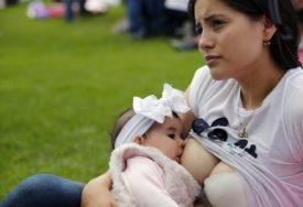 DOJENJE U VRIJEME PANDEMIJE Nova studija pokazala da majčino mlijeko ŠTITI OD KORONE