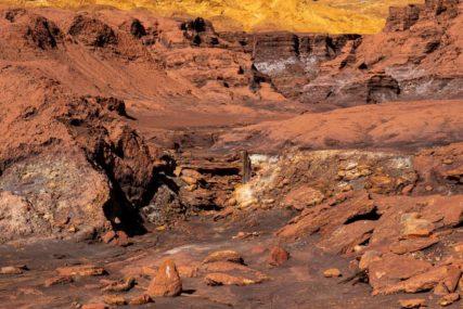 VAŽNO OTKRIĆE Ispod površine Marsa otkrivena slana jezera