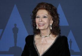 SVE ZBOG SINA Sofija Loren se vraća glumi u 86. godini