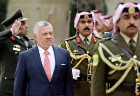 VLADA MORA PODNIJETI OSTAVKU Jordanski kralj raspustio parlament