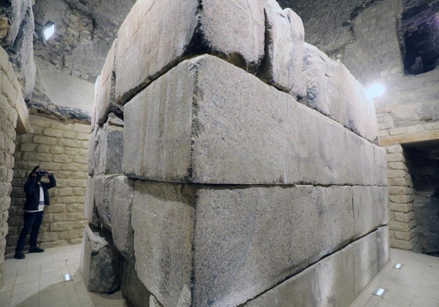 VELIKO OTKRIĆE U Egiptu pronađeni kovčezi stari više od 2.500 godina