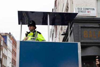 POKUŠAJ HAPŠENJA ZAVRŠIO TRAGIČNO Ubistvo policajca u Londonu nije povezano sa  terorizmom
