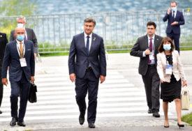 MIGRANTSKA KRIZA Plenković tvrdi da nema razloga da vojska čuva granice