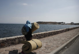POTONUO ČAMAC U Sredozemnom moru se utopili migranti
