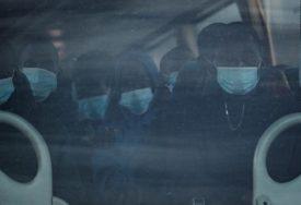 UZROK NIJE POZNAT Migranti privedeni zbog istrage o požaru