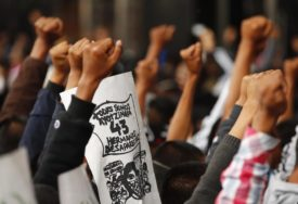 RASPISANE POTJERNICE Meksički vojnici osumnjičeni za nestanak 43 studenta
