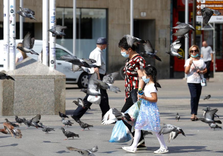 ZALUTALI U CENTAR ZAGREBA Migranti pronađeni kod zgrade policije
