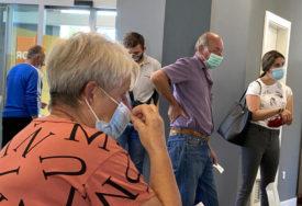 EFIKASNIJA ORGANIZACIJA RADA Kovid ambulanta na novoj lokaciji u Prijedoru