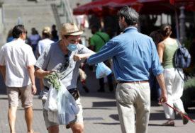 TROJE PREMINULIH Rekordnih 369 zaraženih koronom u Hrvatskoj