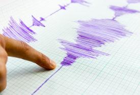 TRESLO SE U BiH Zemljotres pogodio područje južne Hercegovine