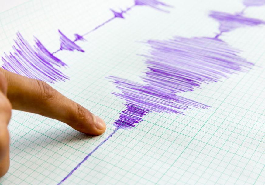 JOŠ JEDNO PODRHTAVANJE U NIZU Novi zemljotres na Svetoj Gori