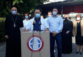 DONACIJA VRIJEDNA 250.000 EVRA Švajcarska dijaspora poklonila 28 kreveta za kovid bolnicu