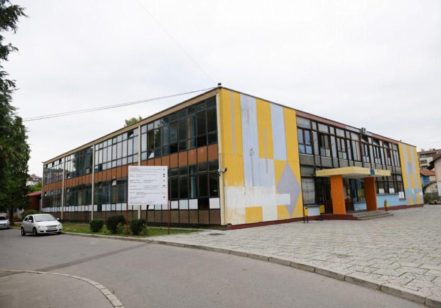 RADOVI VRIJEDNI MILION KM Počinje obnova jedne od najstarijih škola u gradu