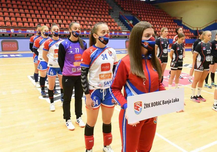BORCU KUP SRPSKE Banjalučanke opravdale ulogu favorita u finalu