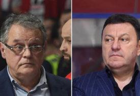 ČOVIĆ BLOKIRAO RAČUN, BOKAN UZVRATIO Predsjednik Budućnosti uz pomoć 11 klubova odblokirao sredstva ABA lige