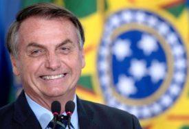 UPRKOS POLEMIKAMA Bolsonaro: Nećemo kupovati kinesku vakcinu