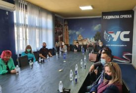 NOVA POLITIČKA PRELIJETANJA Organizacija žena GO DNS Banjaluka prešla u Ujedinjenu Srpsku