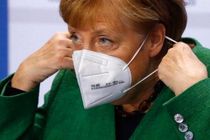 """""""SMANJITE KONTAKTE I PUTOVANJA"""" Merkelova poslala građanima jasnu poruku"""