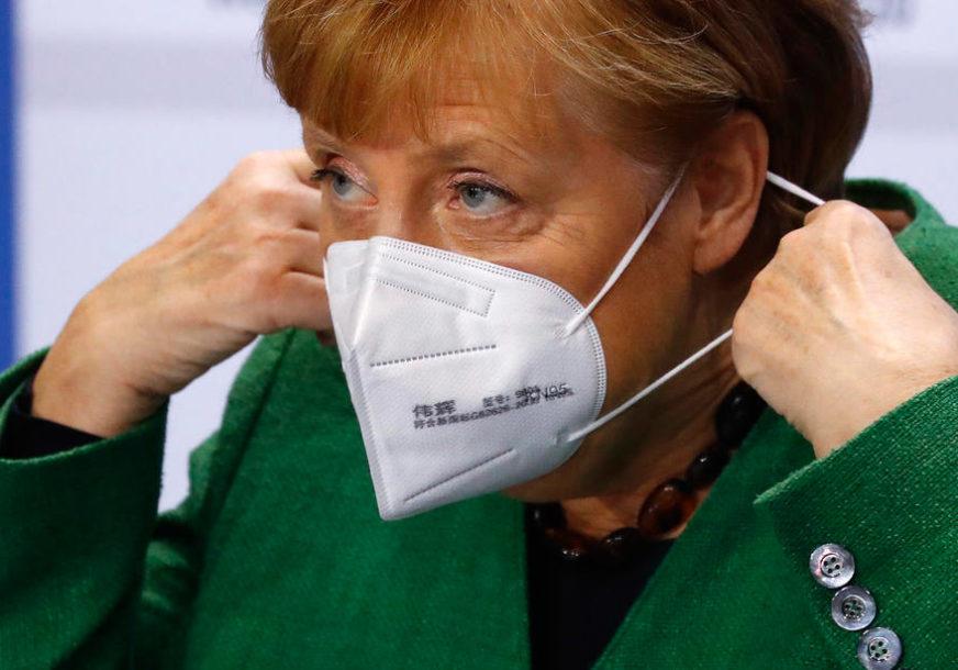 ODLUKA NADLEŽNIH Ministar zdravlja pozitivan, ali Angela Merkel ipak ne mora u karantin