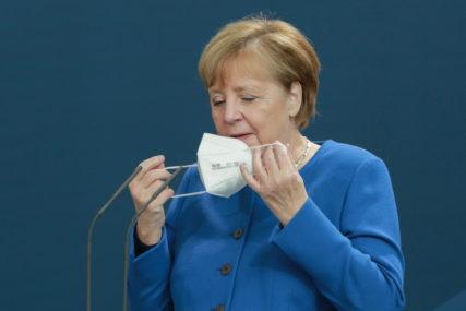 """""""LJUDI SE NEĆE MOĆI VIĐATI"""" Angela Merkel upozorila na tešku zimu"""