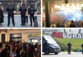 ČAK 50.000 ZARAŽENIHU BEOGRADU ZA 14 DANA? Sve se češće govori o novim mjerama u prestonici Srbije