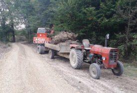 PROHODAN NAKON POLA VIJEKA Lijevčani se raduju izgradnji seoskih puteva