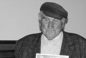 OBJAVIO 147 KNJIGA Preminuo dječji pjesnik Đuro Stipanović