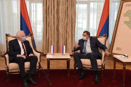 """SASTANAK DODIKA I IVANCOVA """"Posjeta Briselu bila pozitivna, očekujemo rezultate"""""""