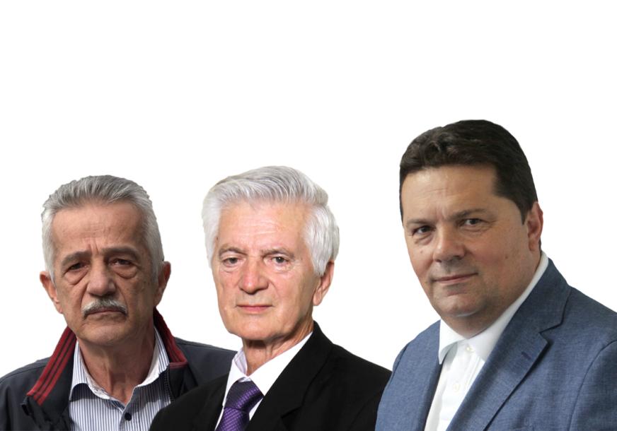 NAJODGOVORNIJI U RS Penzioneri staju uz Ujedinjenu Srpsku (VIDEO)