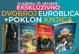 "BIOGRAFIJA MESIJA I JOŠ TRI KNJIGE Novi poklon uz ""EuroBlic"" 10. i 11. oktobra"
