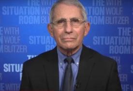 Čuveni američki epidemiolog: Delta soj najveća prijetnja naporima SAD da iskorijene kovid