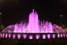 ORILE SE GUSLE Svi su mislili da je muzička fontana HAKOVANA, a onda je ISPLIVALA ISTINA (VIDEO)
