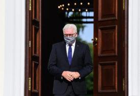 ČEKA REZULTATE TESTA Njemački predsjednik u karantinu zbog korone