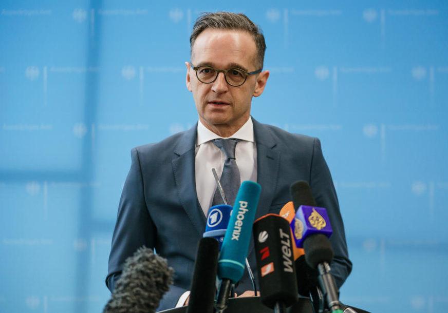 ODGOVOR EU NA AFERU NAVALJNI Mas: Sankcije Rusiji se ne mogu zaobići