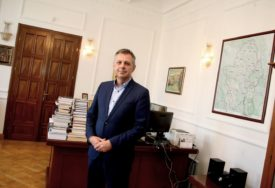 """""""BANJALUKA I SRPSKA IMAJU ISKRENOG SARADNIKA"""" Radojičić se u Beogradu sastao sa Dačićem"""