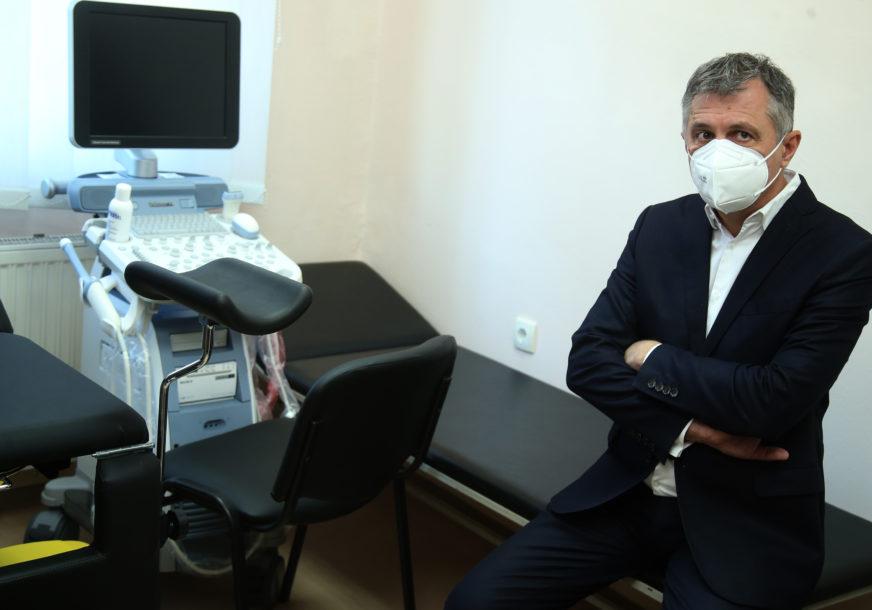 OTKAZAO OBAVEZE Gradonačelnik Radojičić na ljekarskom pregledu