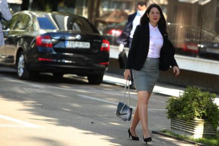 """""""Gdje nestade pompezno najavljeni zakon"""" Trivićeva ističe da Zakona o utvrđivanju porijekla imovine i dalje nema na dnevnom redu"""
