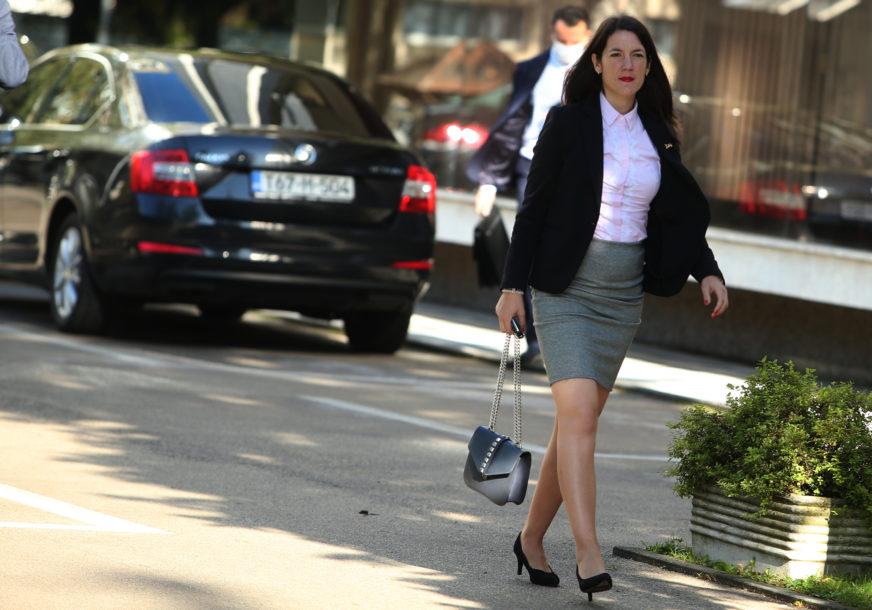 Trivićeva nakon posebne sjednice NS RS: Za mene su očevi nacije stvarali Srpsku, Dodika ne priznajem kao takvog