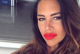 Pjevačica ponovo ODUŠEVILA FANOVE: Kaja Ostojić pokazala lice BEZ TRUNKE ŠMINKE (FOTO)