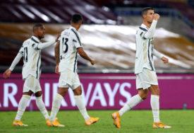 """DOBRE VIJESTI ZA """"STARU DAMU"""" Ronaldo pobijedio koronu, vraća se na teren"""