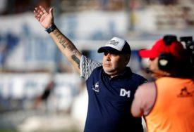 """USKORO PUNI 60 GODINA Maradona: """"Sanjam još jedan gol Englezima i to desnom rukom"""" (VIDEO)"""