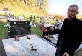 """""""JA SAM NAPRAVLJEN BUDALOM"""" Misterija duga 10 godina, Marko otvorio grob svog oca i ZANIJEMIO od prizora"""